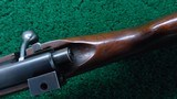 WINCHESTER MODEL 75 PRE-WAR TARGET RIFLE - 8 of 21