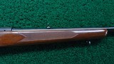 PRE-64 MODEL 70 WINCHESTER RIFLE IN CALIBER 264 WIN MAG - 5 of 18