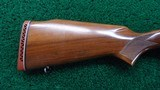PRE-64 MODEL 70 WINCHESTER RIFLE IN CALIBER 264 WIN MAG - 16 of 18