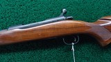 PRE-64 MODEL 70 WINCHESTER RIFLE IN CALIBER 264 WIN MAG - 2 of 18