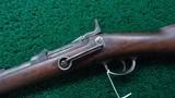 MODEL 1873 SPRINGFIELD TRAPDOOR CARBINE - 2 of 23
