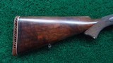 VERY NICE HOLLAND & HOLLAND DOUBLE RIFLE - 17 of 19