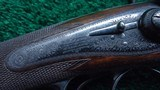 VERY NICE HOLLAND & HOLLAND DOUBLE RIFLE - 8 of 19