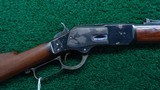 WINCHESTER MODEL 1873 MUSKET CALIBER 44-40 - 1 of 20