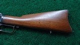 WINCHESTER MODEL 1873 MUSKET CALIBER 44-40 - 16 of 20