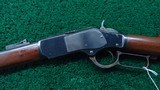 WINCHESTER MODEL 1873 MUSKET CALIBER 44-40 - 2 of 20