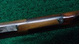 WINCHESTER 3RD MODEL 1866 SPORTING RIFLE IN CALIBER 44 RF - 8 of 19