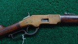 WINCHESTER 3RD MODEL 1866 SPORTING RIFLE IN CALIBER 44 RF