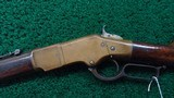 WINCHESTER 3RD MODEL 1866 SPORTING RIFLE IN CALIBER 44 RF - 2 of 19