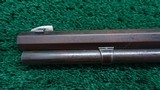 WINCHESTER 3RD MODEL 1866 SPORTING RIFLE IN CALIBER 44 RF - 12 of 19