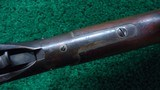 WINCHESTER 1885 HIGH WALL MUSKET IN 45-90 - 8 of 25