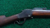 WINCHESTER 1885 HIGH WALL MUSKET IN 45-90