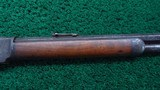 WINCHESTER MODEL 1876 RIFLE WITH FRONTIER DOCUMENTATION - 5 of 22