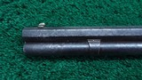 WINCHESTER MODEL 1876 RIFLE WITH FRONTIER DOCUMENTATION - 13 of 22