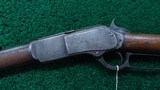 WINCHESTER MODEL 1876 RIFLE WITH FRONTIER DOCUMENTATION - 2 of 22