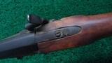 KENTUCKY STYLE PERCUSSION 20 GAUGE FOWLER SHOTGUN - 13 of 20