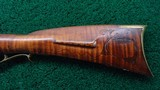 KENTUCKY STYLE PERCUSSION 20 GAUGE FOWLER SHOTGUN - 16 of 20