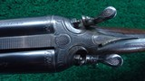 DOUBLE BARREL HAMMER DRILLING RIFLE IN 16 GAUGE BY WAFFEN FRANKONIA - 11 of 25