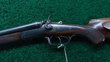 DOUBLE BARREL HAMMER DRILLING RIFLE IN 16 GAUGE BY WAFFEN FRANKONIA - 2 of 25