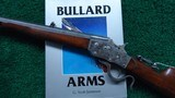 SINGLE SHOT BULLARD TAKE DOWN RIFLE IN CALIBER 38-55 - 17 of 23