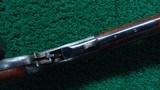 SINGLE SHOT BULLARD TAKE DOWN RIFLE IN CALIBER 38-55 - 9 of 23