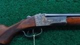 double barrel ranger marked 410 shotgun