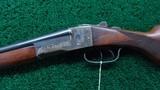 DOUBLE BARREL RANGER MARKED 410 SHOTGUN - 2 of 19