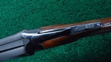 VERY RARE WINCHESTER MODEL 21 DELUXE SKEET GUN - 8 of 24