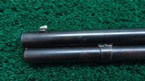WINCHESTER 1886 RIFLE IN CALIBER 38-70 - 12 of 21
