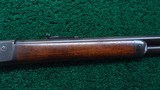 WINCHESTER 1886 RIFLE IN CALIBER 38-70 - 5 of 21