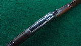 WINCHESTER 1886 RIFLE IN CALIBER 38-70 - 4 of 21