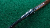 WINCHESTER MODEL 1890 IN CALIBER 22 LONG - 4 of 22