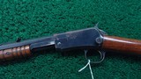 WINCHESTER MODEL 1890 IN CALIBER 22 LONG - 2 of 22