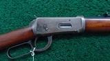winchester model 1894 rifle in caliber 32 40