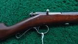 very fine winchester model 36 9mm smooth bore shotgun
