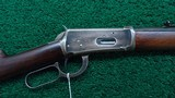 EXTREMELY RARE ANTIQUE MODEL 1894 WINCHESTER WITH A 32 INCH BARREL IN 32-40 - 1 of 23