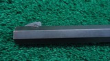 WINCHESTER MODEL 1885 HI-WALL IN CALIBER 32-40 - 15 of 22