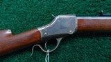 WINCHESTER 1885 HI-WALL IN THE SCARCE 45 EXPRESS CALIBER - 1 of 23