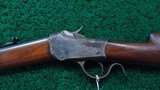 WINCHESTER 1885 LO-WALL IN CALIBER 32-20 - 2 of 20