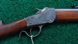 WINCHESTER 1885 LO-WALL IN CALIBER 32-20 - 1 of 20