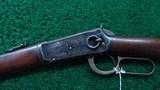 ANTIQUE WINCHESTER MODEL 1894 SRC IN CALIBER 32-40 - 2 of 23