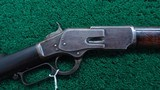 WINCHESTER 1ST MODEL 1873 SPECIAL ORDER RIFLE