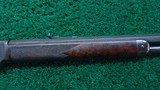 WINCHESTER 1ST MODEL 1873 DELUXE RIFLE IN CALIBER 44-40 - 5 of 21