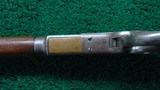 WINCHESTER 1ST MODEL 1873 RIFLE - 11 of 22