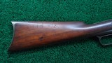 WINCHESTER 1ST MODEL 1873 RIFLE - 20 of 22