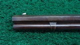 2ND MODEL 1873 WINCHESTER RIFLE IN 44 WCF - 12 of 19