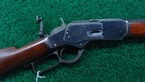SPECIAL ORDER WINCHESTER 1873 RIFLE IN 38 WCF