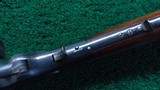 SPECIAL ORDER WINCHESTER 1873 RIFLE IN 38 WCF - 9 of 20