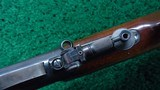 SPECIAL ORDER WINCHESTER 1873 RIFLE IN 38 WCF - 8 of 20