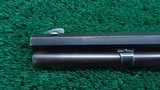 SPECIAL ORDER WINCHESTER 1873 RIFLE IN 38 WCF - 12 of 20